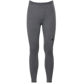 Odlo Suw Performance Warm Bottom Pants Men grey melange/black